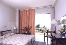 Kalamaki Beach Hotel Corinth In Greece