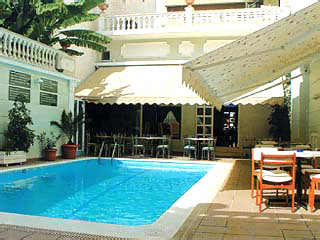 Menelaion Hotel Sparta Pool Click To Enlarge