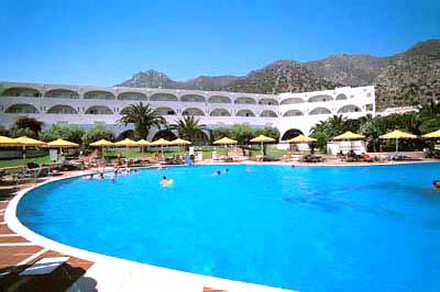 Kos Kardamena Hotel Norida Beach