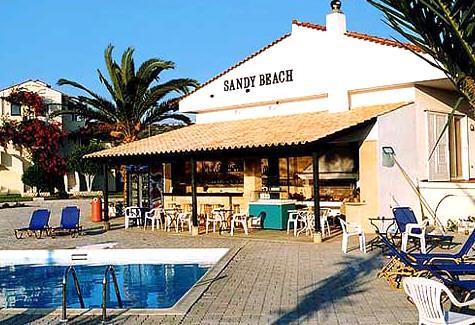 Sandy Beach Villas And Apartments Kefalonia In Greece